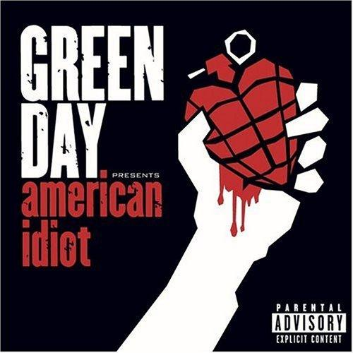 Green Day American Idiot ENHANCED EXPLICIT LYRICS