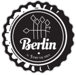 Berlin by 5 drunk men